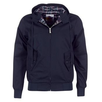 Kurtki lekkie Harrington HARRINGTON HOODED MARINE 350x350