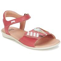 Buty Dziewczynka Sandały Camper TWS Różowy
