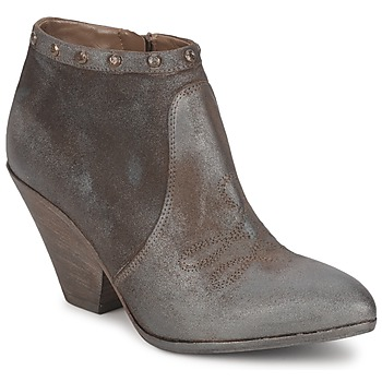 Buty Damskie Low boots Strategia MIARO Taupe