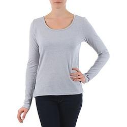 tekstylia Damskie T-shirty z długim rękawem Roxy ROXY BLACK RIVE Szary