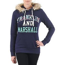 tekstylia Damskie Bluzy Franklin & Marshall COWICHAN Marine