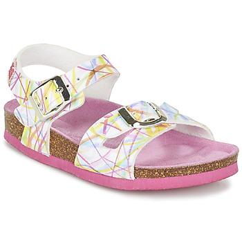 Buty Dziewczynka Sandały Agatha Ruiz de la Prada CHELINA Wielokolorowe