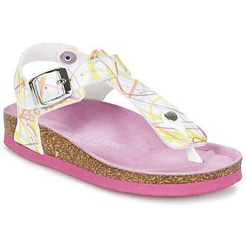 Buty Dziewczynka Sandały Agatha Ruiz de la Prada MARGANA Wielokolorowy