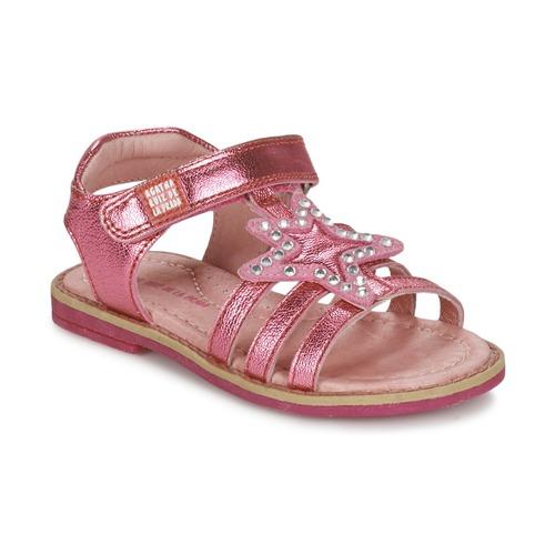 Buty Dziewczynka Sandały Agatha Ruiz de la Prada NUEL Różowy