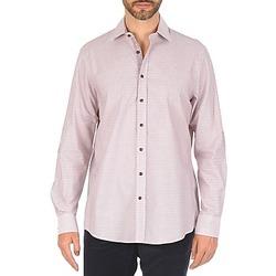 tekstylia Męskie Koszule z długim rękawem Hackett MULTI MINI GRID CHECK Wielokolorowe