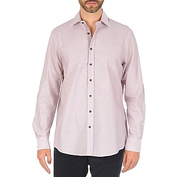 Koszule z długim rękawem Hackett MULTI MINI GRID CHECK