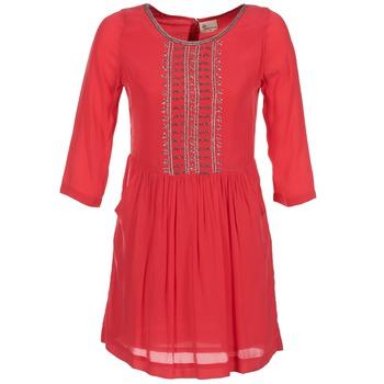 tekstylia Damskie Sukienki krótkie Stella Forest ARO060 KORAL