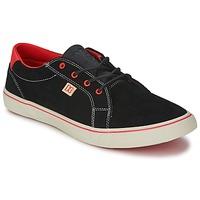 Buty Damskie Trampki niskie DC Shoes COUNCIL W Czarny / Czerwony