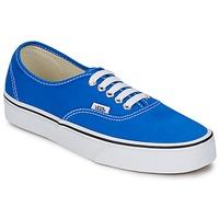 Buty Trampki niskie Vans AUTHENTIC Niebieski / Biały