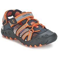 Sandały sportowe Geox SAND.KYLE C