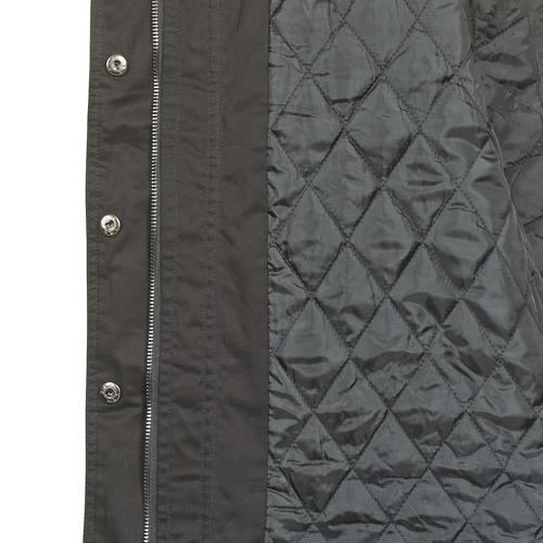 Moony Mood Delene Czarny - Bezpłatna Dostawa- Tekstylia Kurtki Ocieplane Damskie 15450 Najniższa Cena