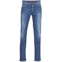 tekstylia Męskie Jeansy slim fit Tommy Jeans SLIM SCANTON MIDC Niebieski / Medium