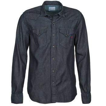 tekstylia Męskie Koszule z długim rękawem Replay M4860N Szary