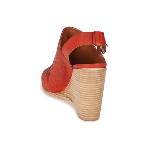 SPORT-250  OXS  sandały  damskie  brązowy