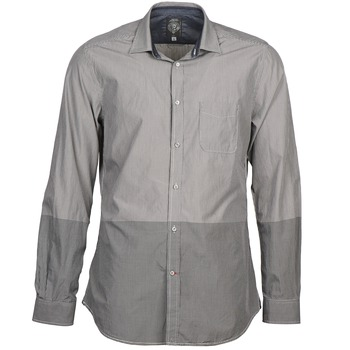 tekstylia Męskie Koszule z długim rękawem Diesel SAUSAN Szary
