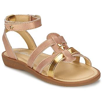 Buty Dziewczynka Sandały Mod'8 HOPAL Różowy