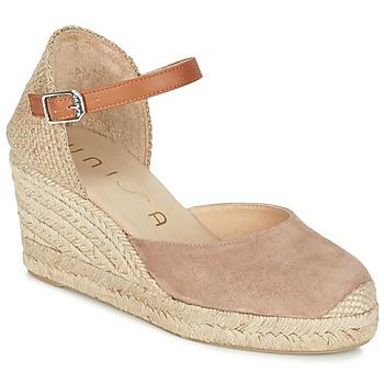 Buty Damskie Sandały Unisa CACERES Beżowy