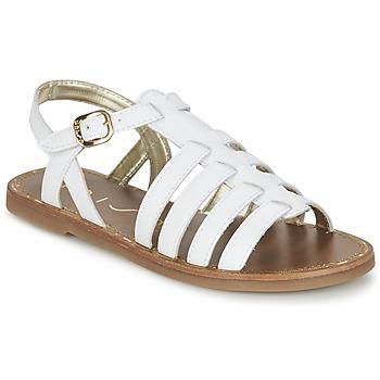 Buty Damskie Sandały Unisa YOLETA Biały