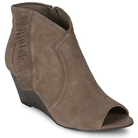 Buty Damskie Low boots Ash DRUM Taupe