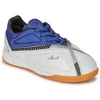 Buty Dziewczynka Piłka nożna Munich Sports FLOW KID Niebieski