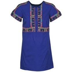 tekstylia Damskie Sukienki krótkie Antik Batik EMILIE MARINE