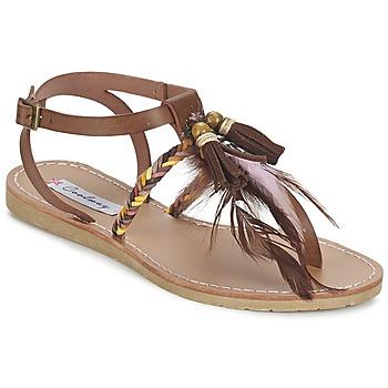 Buty Damskie Sandały Coolway MELROSE Brązowy