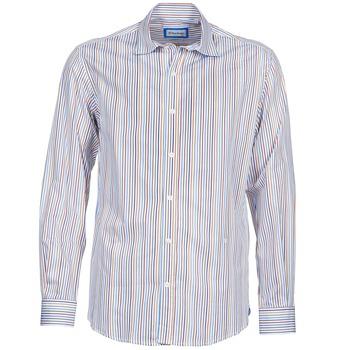 tekstylia Męskie Koszule z długim rękawem Serge Blanco DORILANDO Wielokolorowe