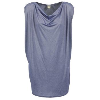 tekstylia Damskie Sukienki krótkie Bench TRUISM Niebieski
