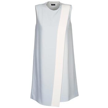 tekstylia Damskie Sukienki krótkie Joseph SOL Szary / Biały