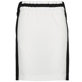tekstylia Damskie Spódnice Joseph RIA-TECHNO Czarny / Biały