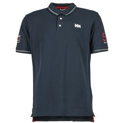 tekstylia Męskie Koszulki polo z krótkim rękawem Helly Hansen MASTRAND Marine