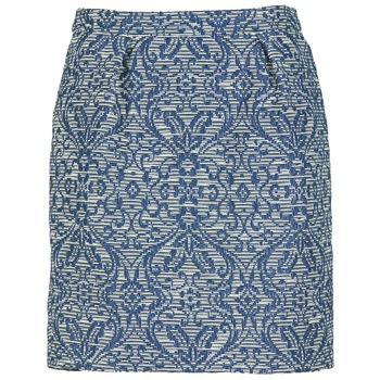 tekstylia Damskie Spódnice Benetton LORDINA MARINE