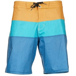 tekstylia Męskie Kostiumy / Szorty kąpielowe Billabong TRIBONG LO TIDES Niebieski / Beżowy