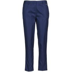 tekstylia Damskie Krótkie spodnie La City PANTD2A Niebieski