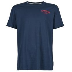 tekstylia Męskie T-shirty z krótkim rękawem Timberland SS KENNEBEC RIVER Marine