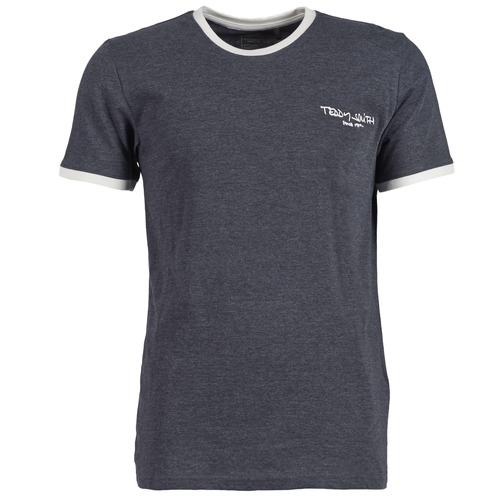 tekstylia Męskie T-shirty z krótkim rękawem Teddy Smith THE-TEE Antracyt