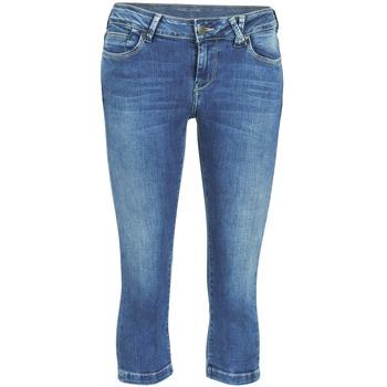 tekstylia Damskie Krótkie spodnie Teddy Smith PANDOR COURT COMF USED Niebieski / Medium