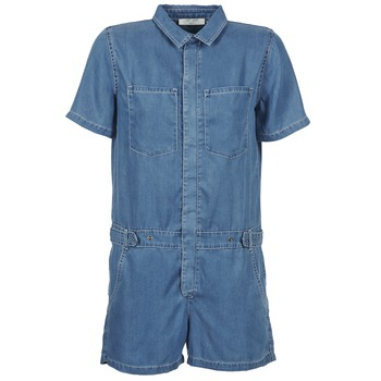 Kombinezony Teddy Smith CALINCA DENIM LYOCELL
