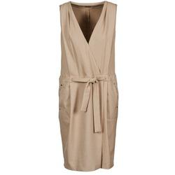 tekstylia Damskie Sukienki krótkie Lola ROOT Beżowy