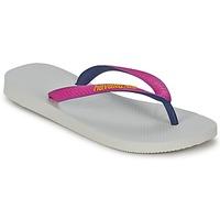 Buty Damskie Japonki Havaianas TOP MIX Biały / Różowy
