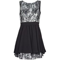tekstylia Damskie Sukienki krótkie Manoukian 612539 Czarny