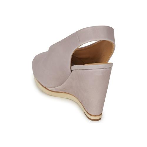 NELS  Coclico  sandały  damskie  fioletowy / clair
