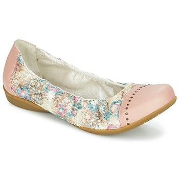 Buty Damskie Baleriny Dkode FARIS Różowy
