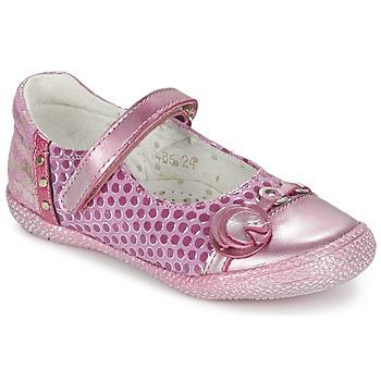 Buty Dziewczynka Baleriny Babybotte KAYLINE Różowy