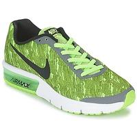 Trampki niskie Nike AIR MAX SEQUENT PRINT JUNIOR