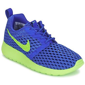 Buty Chłopiec Trampki niskie Nike ROSHE ONE FLIGHT WEIGHT BREATHE JUNIOR Niebieski / Zielony