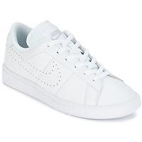 Buty Dziecko Trampki niskie Nike TENNIS CLASSIC PREMIUM JUNIOR Biały