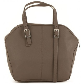 Torby Damskie Torby shopper Armani TOP HANDLE TAUPE  103,1