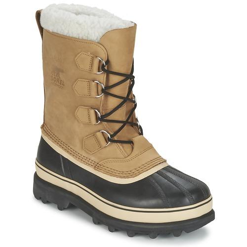 Buty Męskie Śniegowce Sorel CARIBOU Beżowy