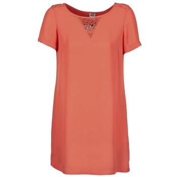 tekstylia Damskie Sukienki krótkie Vero Moda TRIPPA KORAL